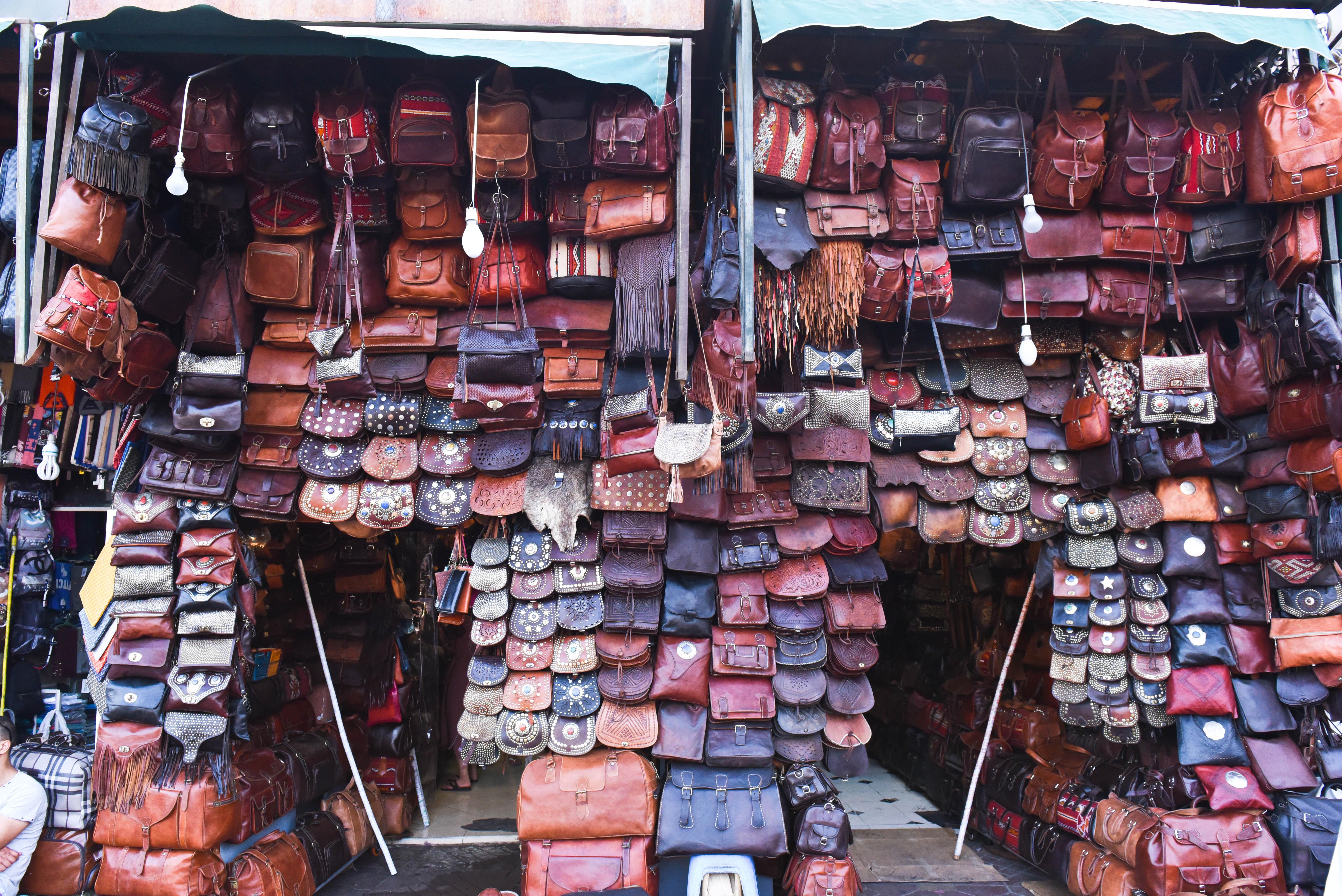 morocco-marrakech-souks