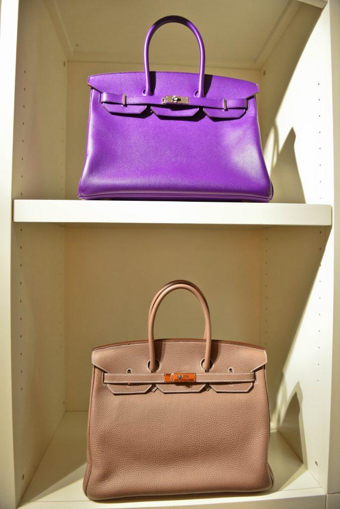 walk-in-closet-hermes-bags
