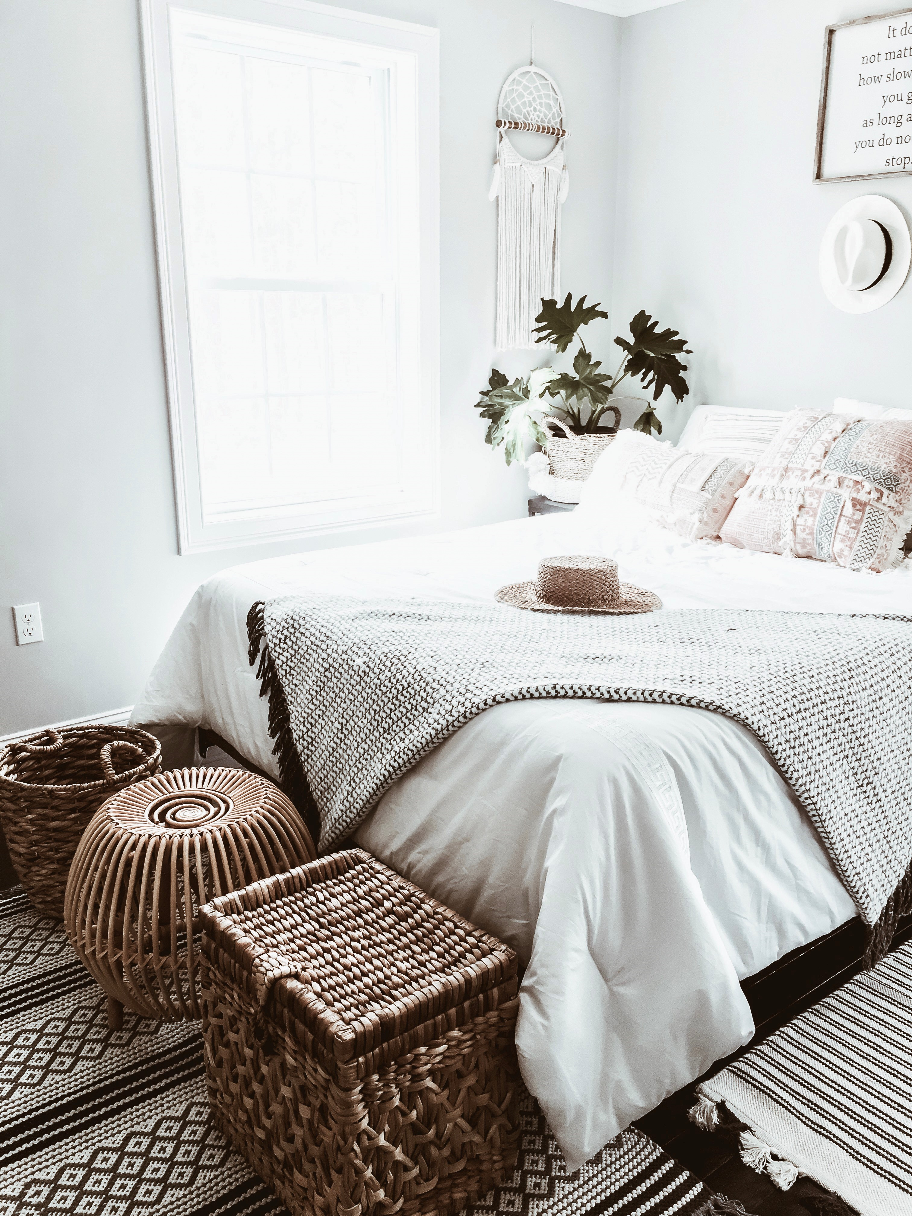 chic bedroom ideas home decor edition boho chic bedroom makeover wander x luxe 641